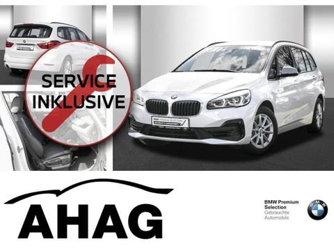 BMW 218 Gran Tourer 8.6 Advantage ehem UPE 320 EUR