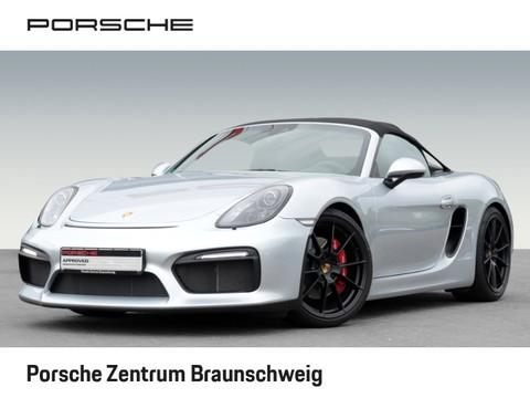 Porsche Boxster 3.8 Spyder