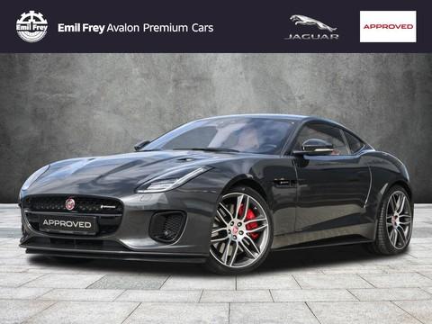 Jaguar F-Type Coupe AWD