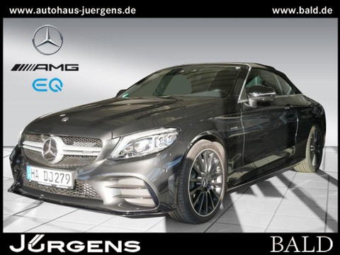 Mercedes-Benz C 43 AMG Cabrio 19 Burmester