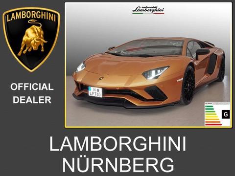Lamborghini Aventador S Ad Personam Lifting