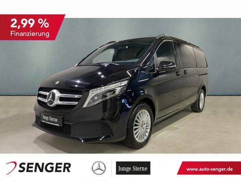 Mercedes-Benz V 220 2.5 d Edition lang 2xKlima AHKt