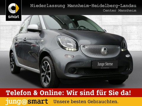 smart ForFour 52kW passion