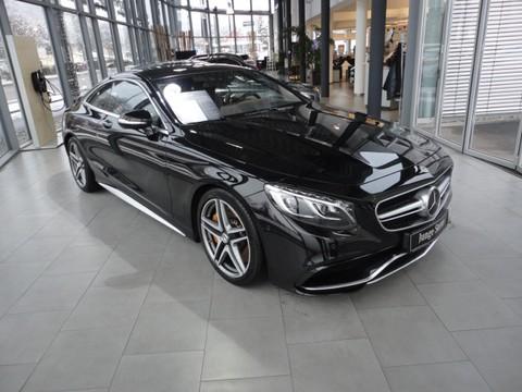 Mercedes-Benz S 63 AMG Coupé Sitzklima Drivers P