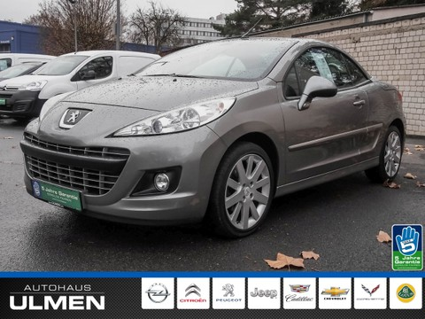 Peugeot 207 1.6 CC Allure 16V HDI 110