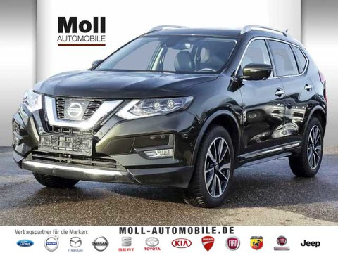 Nissan X-Trail 1.6 dCi ALL-MODE 4x4i Tekna