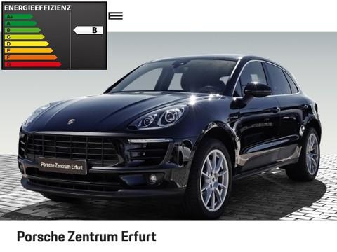 Porsche Macan S Diesel 18 Wege Connect Plus