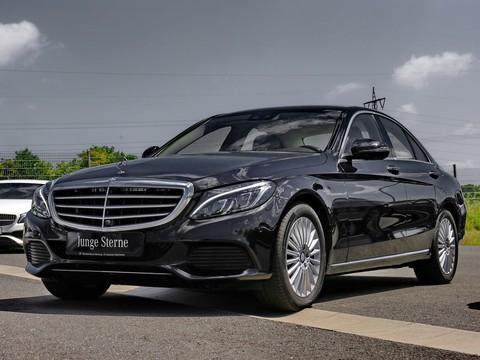 Mercedes C 400 total Exclusive