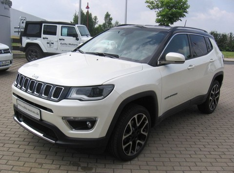 Jeep Compass 2.0 MultiJet Active Drive Limited