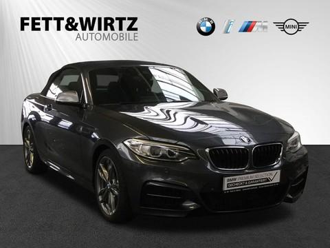 BMW M235i xDrive Cabrio HiFi 18