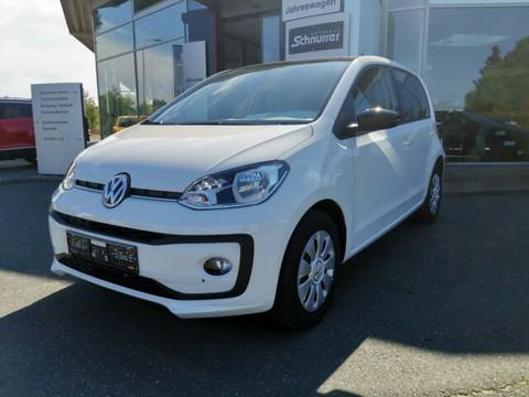 Volkswagen up 1.0 move up schwarz