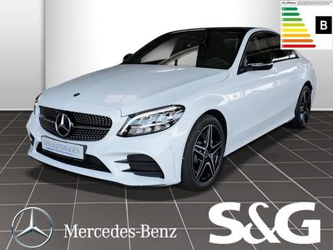 Mercedes-Benz C 200 AMG-Line NIGHT