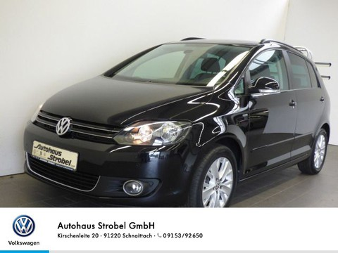 "Volkswagen Golf Plus 1.4 TSI ""Life"" Zentralv"