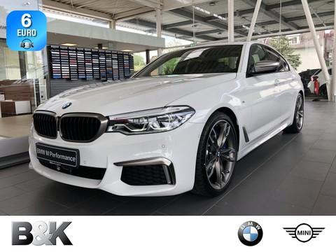 BMW M550 i xDrive
