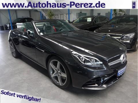 Mercedes-Benz SLC 200 AMG --PTC