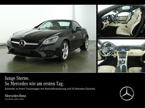 Mercedes SLC 200 Automatik Parkass