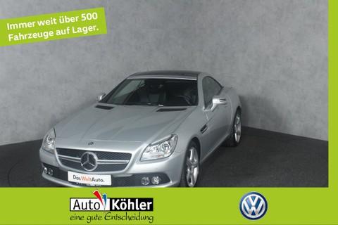 Mercedes-Benz SLK 200 Kopfraumheizung S