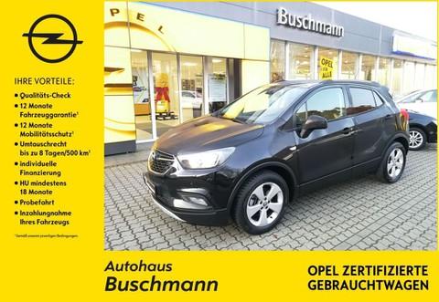 Opel Mokka 1.6 X D On ALLWETTER