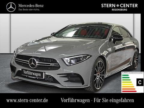 Mercedes-Benz CLS 53 AMG COUPÉ SITZKLIMA DESIGNOGRAU CARBON
