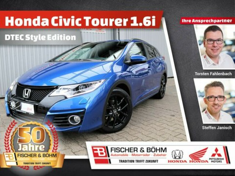 Honda Civic 1.6 i-DTEC Style Edition Tourer