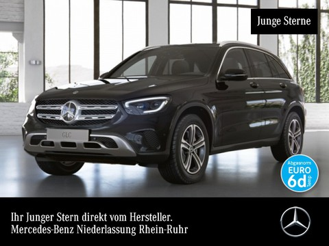 Mercedes-Benz GLC 200 AMG Spurhalt