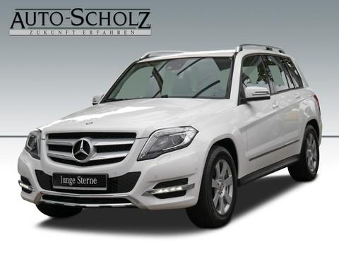 Mercedes GLK 220 4MA BE