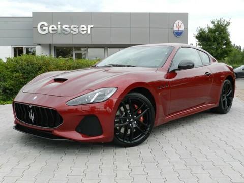 Maserati Granturismo MC Carbon Pack