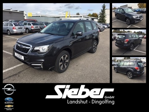 Subaru Forester 2.0 D Exclusive Lineartronic Modell 2018