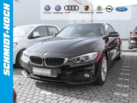 BMW 420 d Coupé Sport-Line
