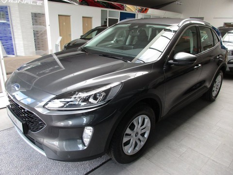 Ford Kuga 1.5 EcoBoost Cool & Connect II