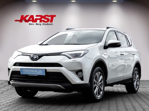 Toyota RAV 4 2.5 4x2 Hybrid Team Deutschland Einparkass