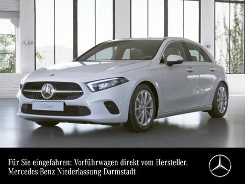 Mercedes-Benz A 220 Progressive Carbon Spurhalt