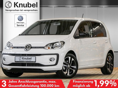 Volkswagen up 1.0 IQ DRIVE maps more