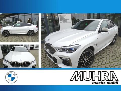 BMW X6 M50 d Komfortsitze Standheizg
