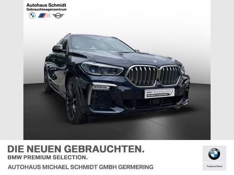 BMW X6 M50 i Fahrwerk Prof Massage Fond Entertainement 137 t€