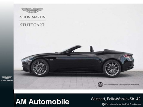 Aston Martin DB11 1.9 V8 Volante 30 -- inkl mtl ohne SZ 3