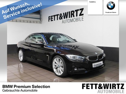 BMW 435 i Cabrio Luxury Line 19