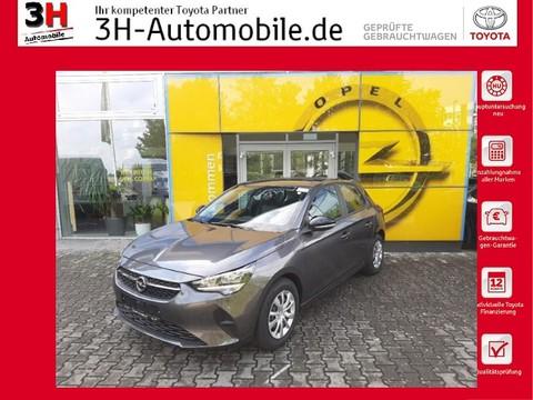 Opel Corsa 1.2 Edition EURO6d