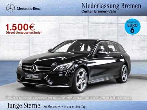 Mercedes C 400 T AMG Line