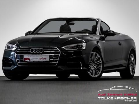 Audi A5 2.0 TDI Cabriolet Design