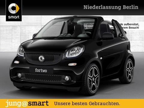 smart ForTwo cabrio 66kW prime Sport Komfort