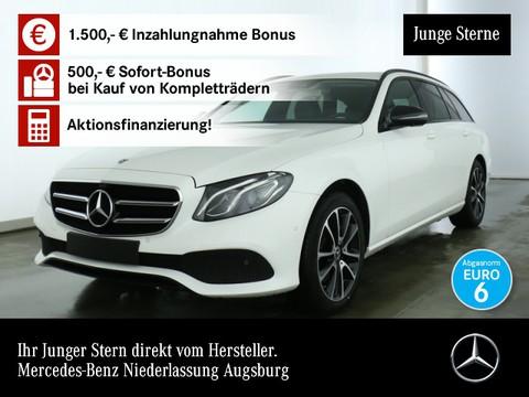 Mercedes-Benz E 220 d T Avantgarde ° Night