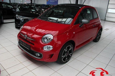 Fiat 500C 1.2 8V S 16 ANDROID