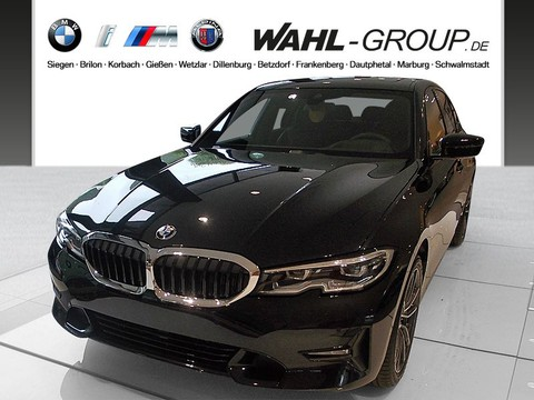 BMW 320 d xDrive Limousine Sport Line HiFi