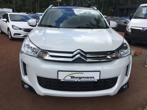 Citroën C4 Aircross 1.6 Exclusive HDi 115
