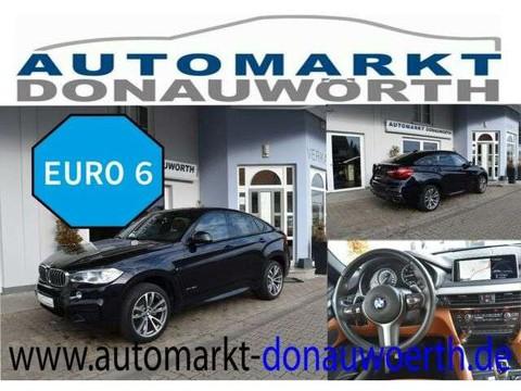 BMW X6 xDrive40d M-Paket GSD 20LM