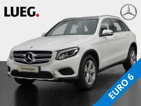 Mercedes GLC 300 Audio 20
