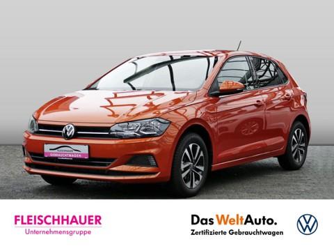 Volkswagen Polo 1.0 TSI VI United EU6d