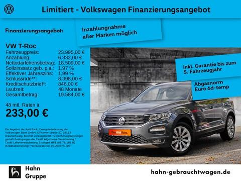 Volkswagen T-Roc 1.5 TSI Sport Clima