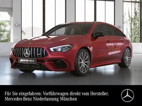 Mercedes-Benz CLA 45 S Shooting Brake Sportpaket